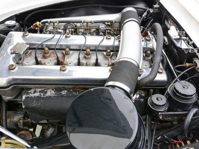 1965 Alfa Romeo 2600 Spider For Sale at Hyman LTD