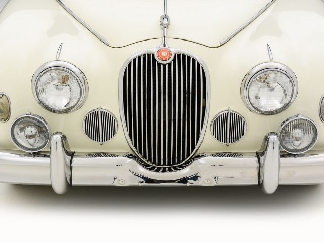 1957 Jaguar Mark I 3.4 Saloon For Sale at Hyman LTD