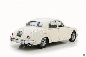 1957 Jaguar Mark I 3.4 Saloon For Sale at Hyman LTD