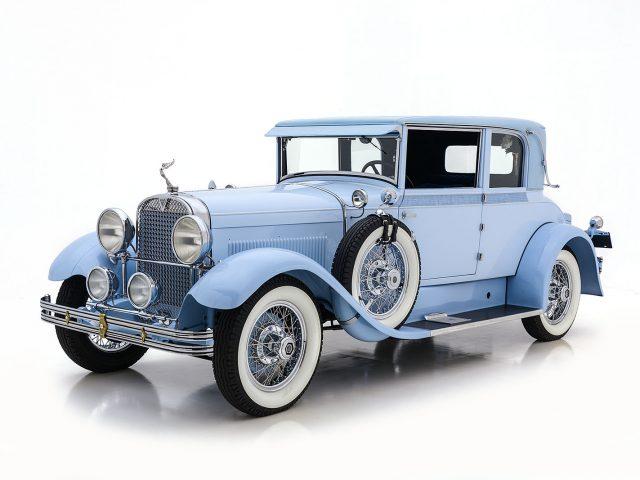 1928 Hudson Super Six Brougham For Sale at Hyman LTD
