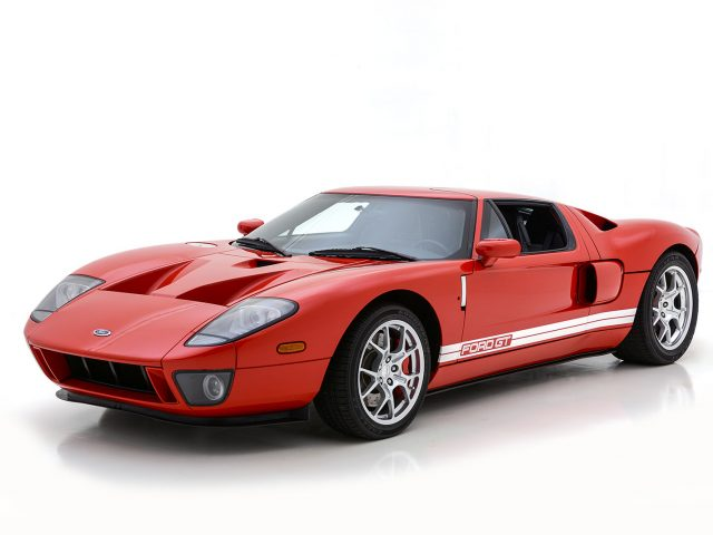 2006 Ford GT For Sale at Hyman LTD