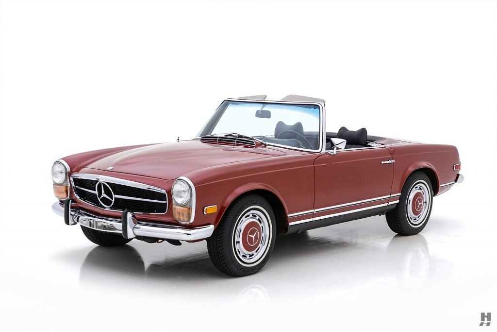 1971 Mercedes-Benz 280SL For Sale at Hyman LTD