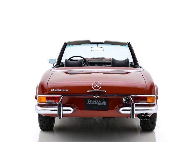 1971 Mercedes-Benz 280SL For Sale at Hyman LTD