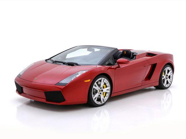 2007 Lamborghini Gallardo Spyder For Sale at Hyman LTD