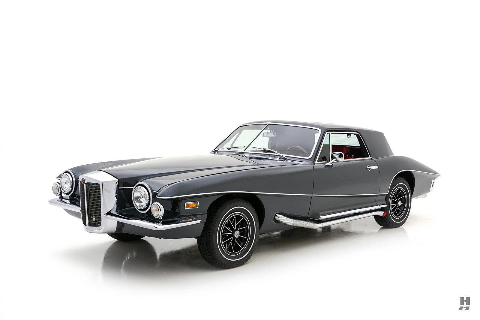 1971 スタッツ ブラックホーク シリーズ1 クーペ