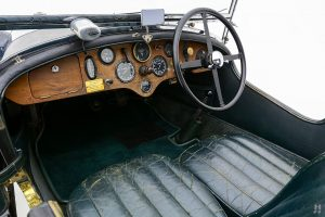 1928 Bentley 4.5 Litre Vanden Plas Sports Tourer | Hyman LTD