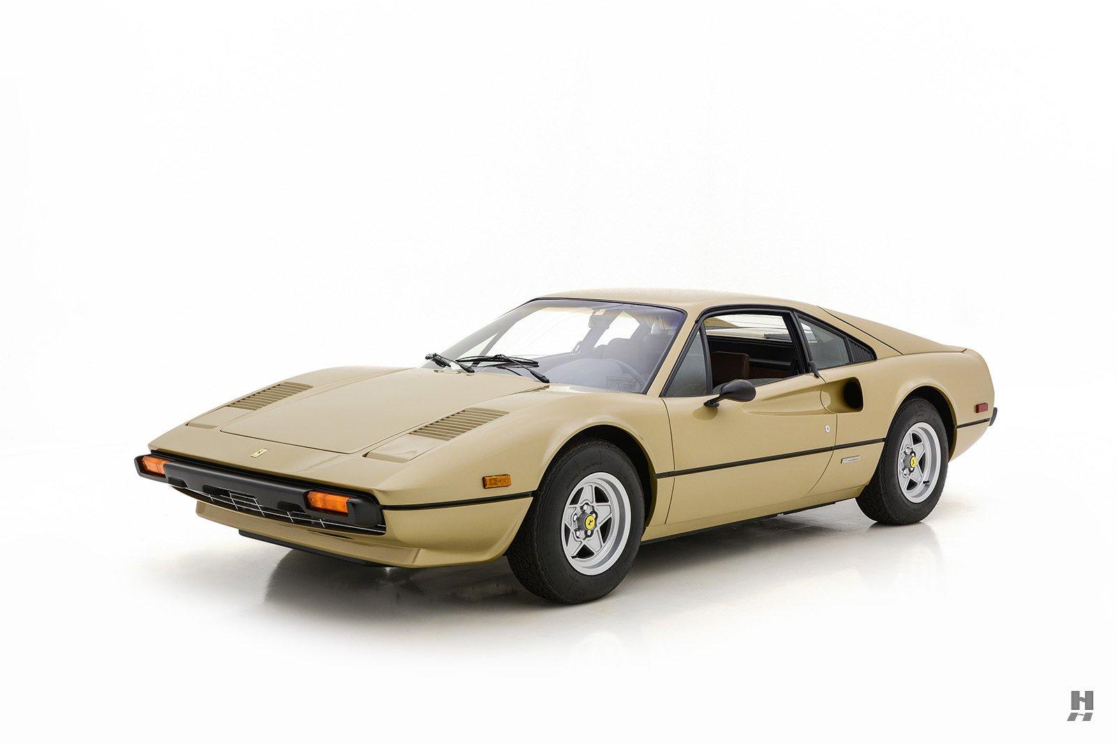 1978 Ferrari 308 Gtb Hyman Ltd