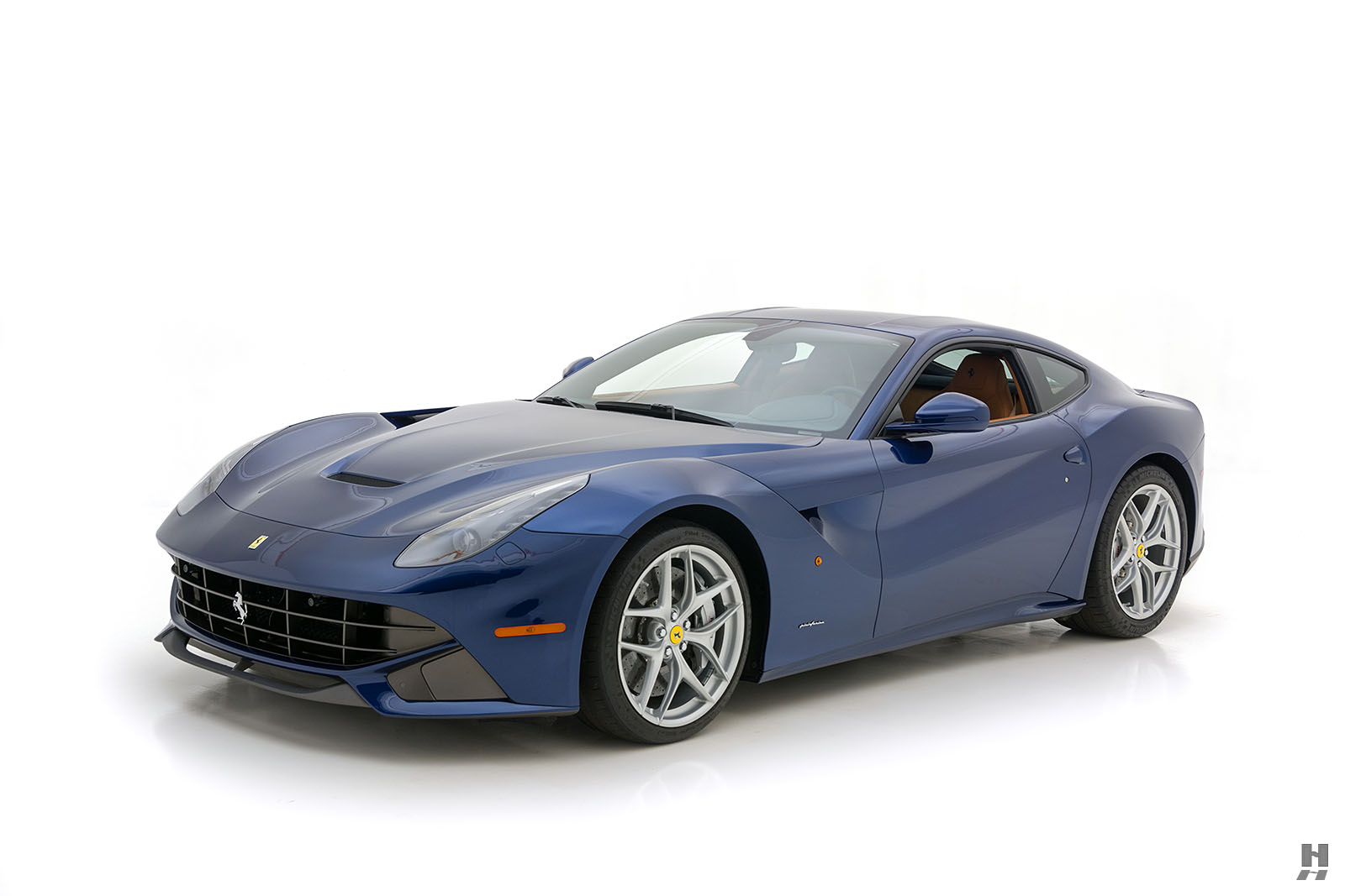 2015 Ferrari F12 Berlinetta Hyman Ltd