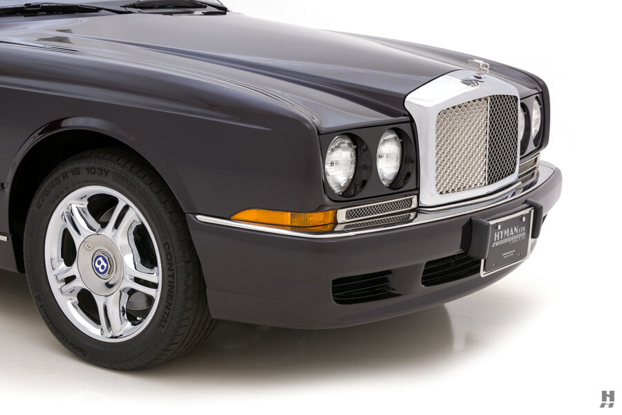 Angled Front Photo of Old 2001 Bentley Car - Find More Consignment Cars For Sale at Hyman