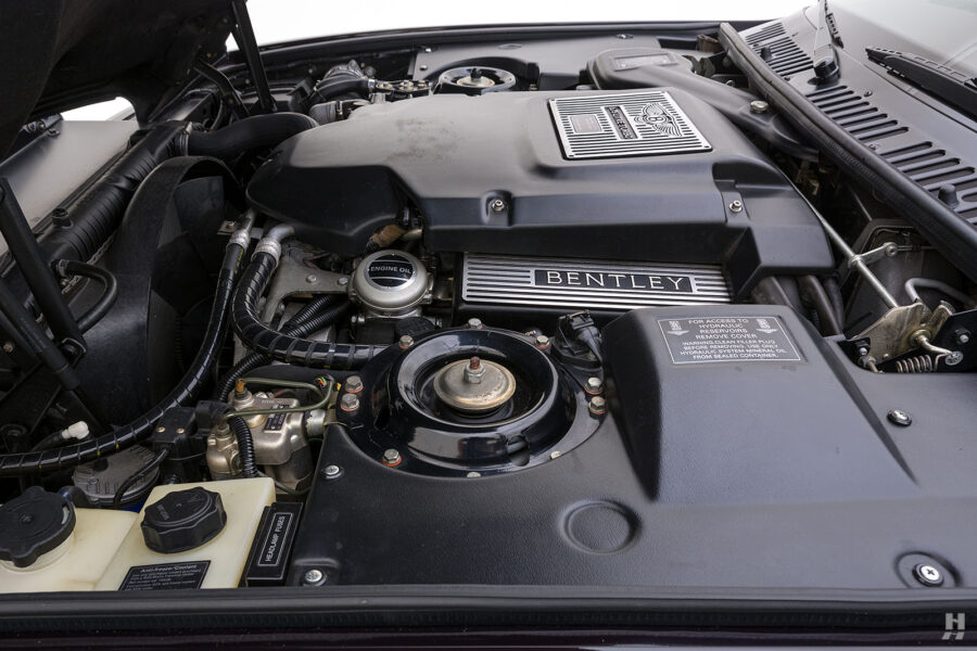 Engine of Rare 2001 Bentley Car - Find More Classic Cars For Sale at Hyman in St. Louis