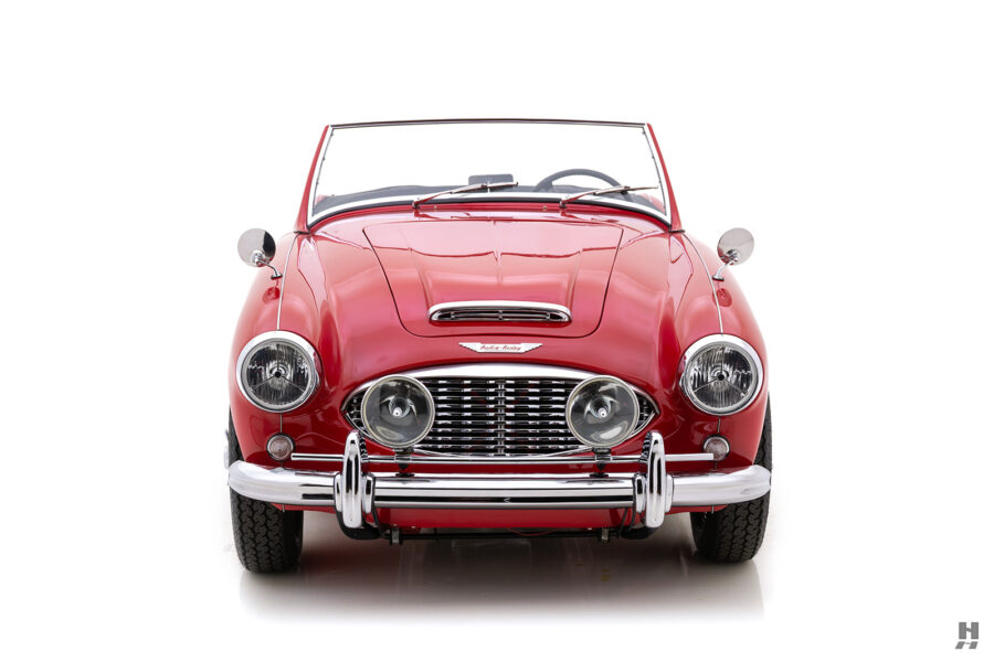 Front of Classic 1959 Austin Healey - Find More Cars For Sale at Hyman Dealers in St. Louis