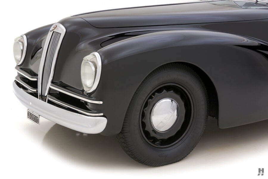 front of 1938 lancia car for sale at Hyman auto dealers