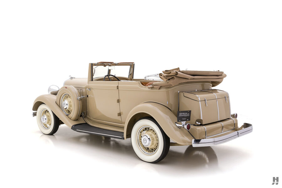 Image of Fully Restored Classic Chrysler Car For Sale at Hyman in St. Louis