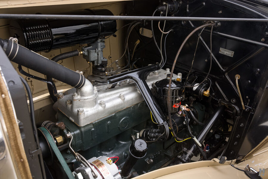 Inside of a Vintage Chrysler Car Engine - For Sale at Hyman Dealership in St. Louis, MO