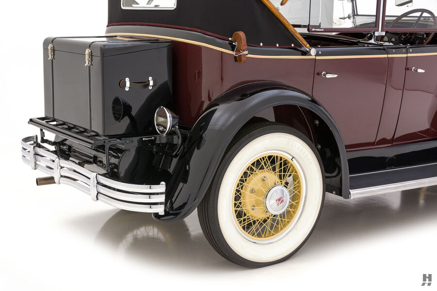 Angled Back View of Classic 1929 Buick Car - Find More Cars For Sale at Hyman