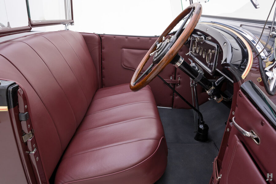 Right Side View of An Old Classic 1929 Buick Car - For Sale at Hyman in St. Louis, Missouri