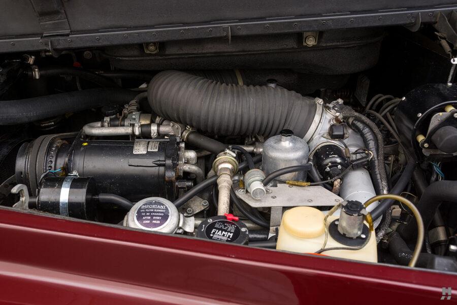 Engine in 1975 Rolls-Royce Phantom model for sale at Hyman dealers in St. Louis, Missouri