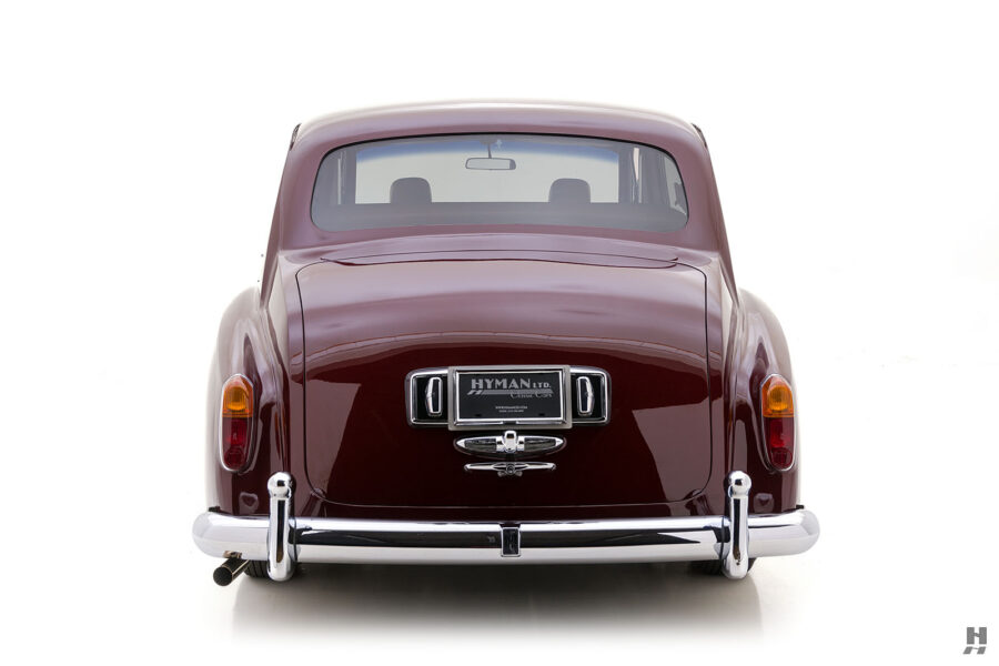 Back of vintage Rolls-Royce Phantom automobile for sale - find more classic cars at Hyman dealers in Missouri