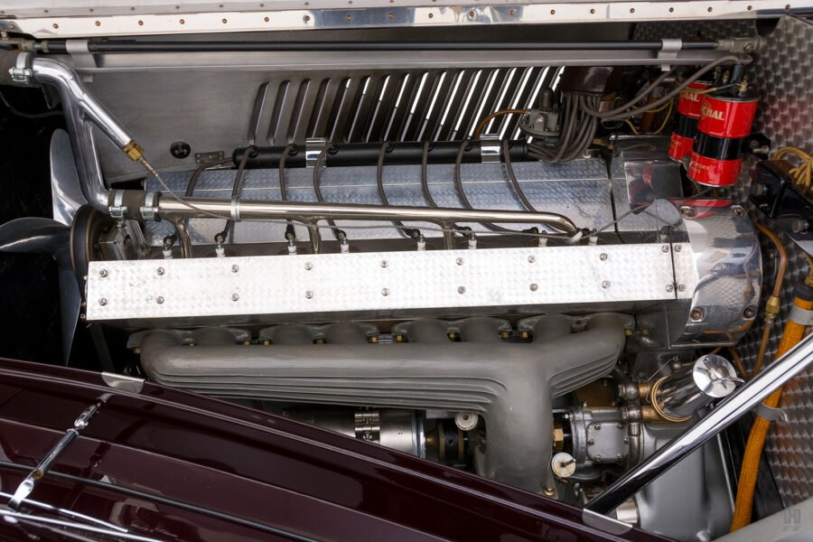 engine on classic bugatti for sale - find more cars at hyman dealers online