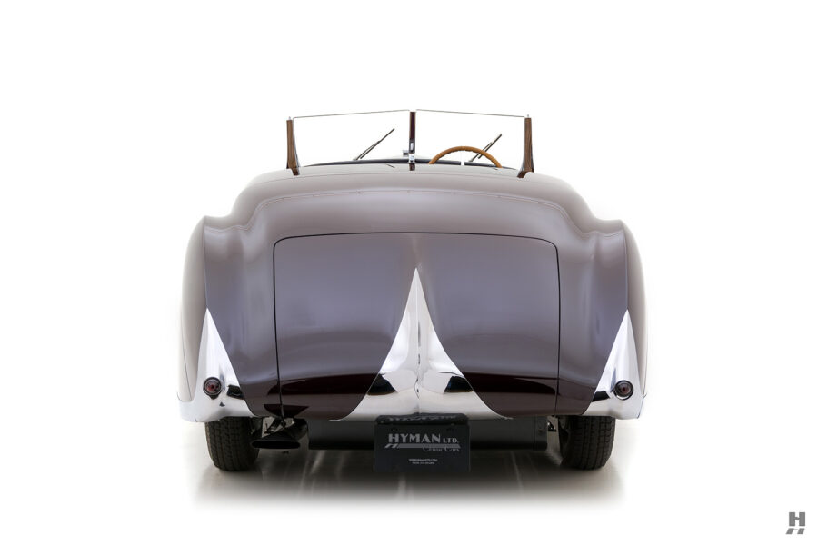 back of classic bugatti type57c car for sale - find price at hyman online