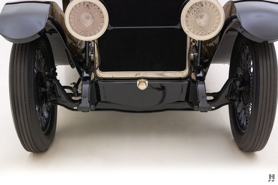 frontside of antique 1921 stutz series touring vehicle for sale at hyman cars