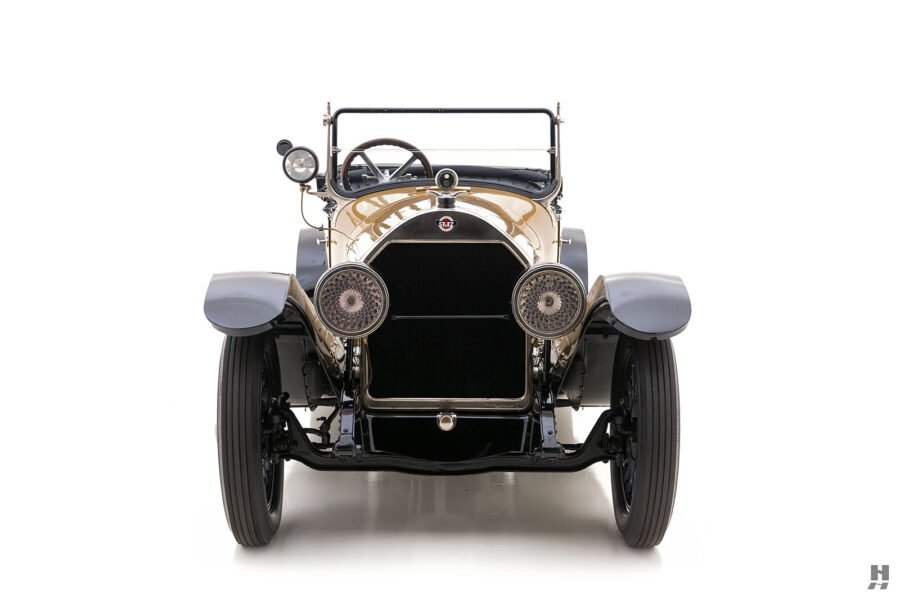 front of antique 1921 stutz series touring vehicle for sale at hyman cars