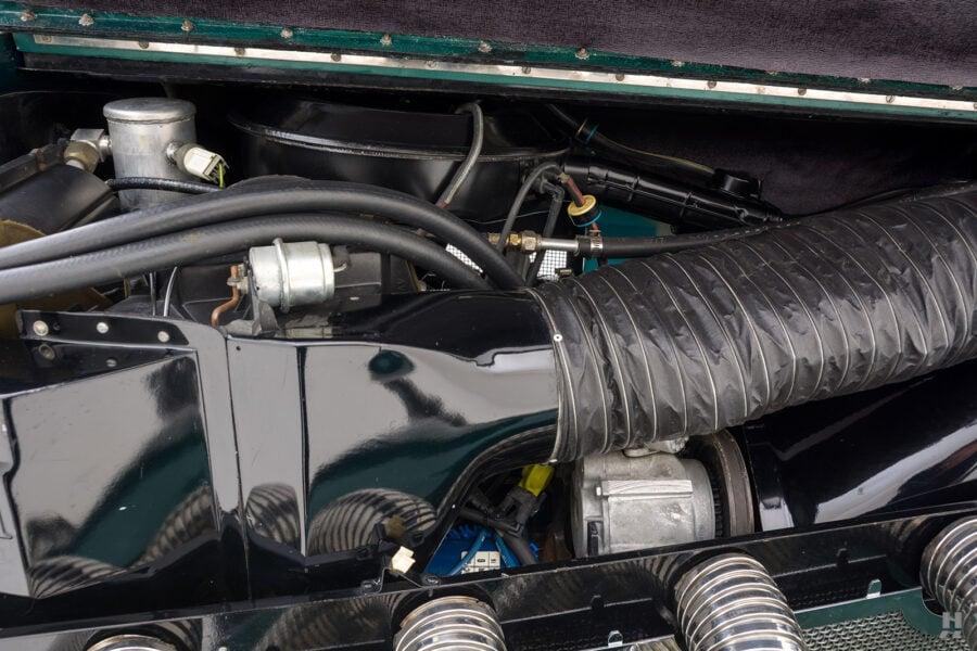 engine of vintage duesenberg speedster for sale at hyman classic cars