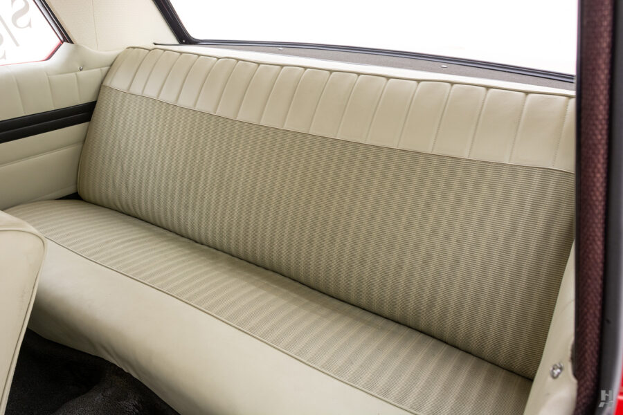 back seats of vintage 1963 plymouth savoy for sale at hyman classic cars