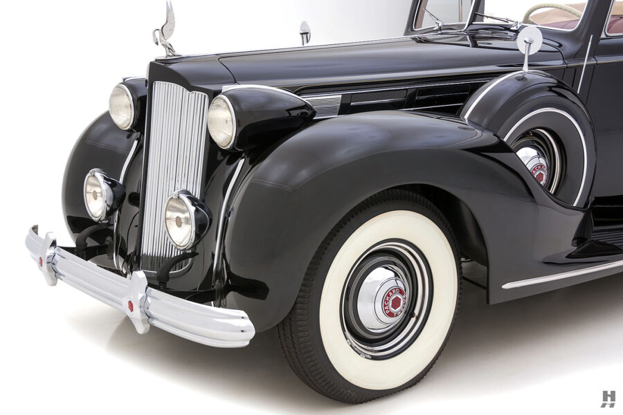 front of classic 1938 twelve coupe for sale - find more cars at hyman dealers online