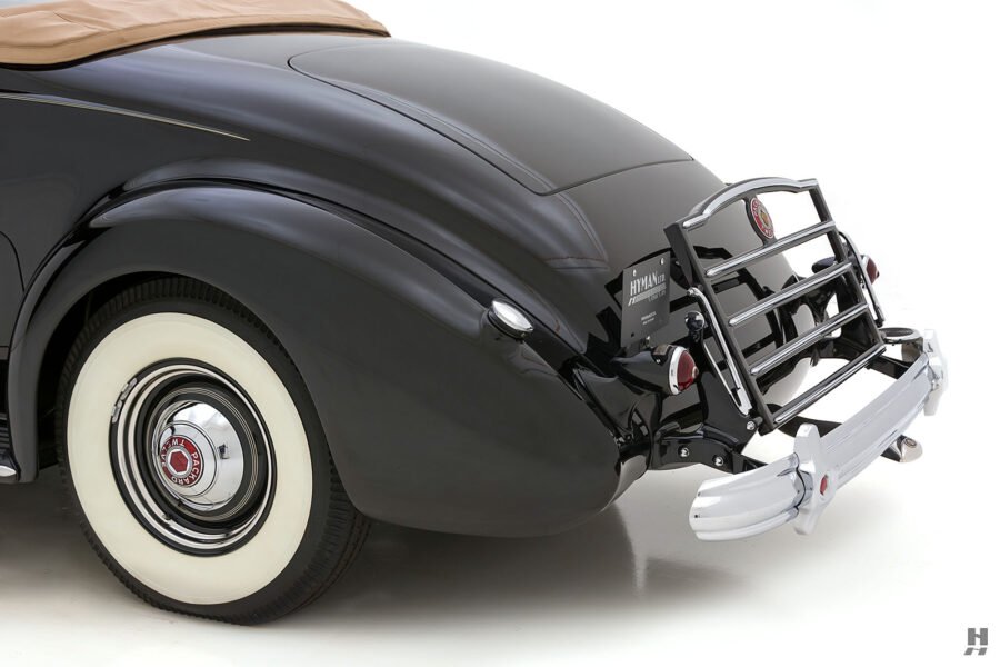 backside of classic packard for sale - find more specialty cars for sale at hyman dealers