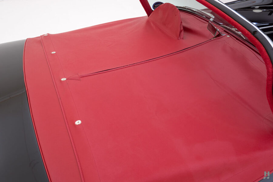 convertible cover for classic 1959 jaguar roadster for sale - find more cars at hyman