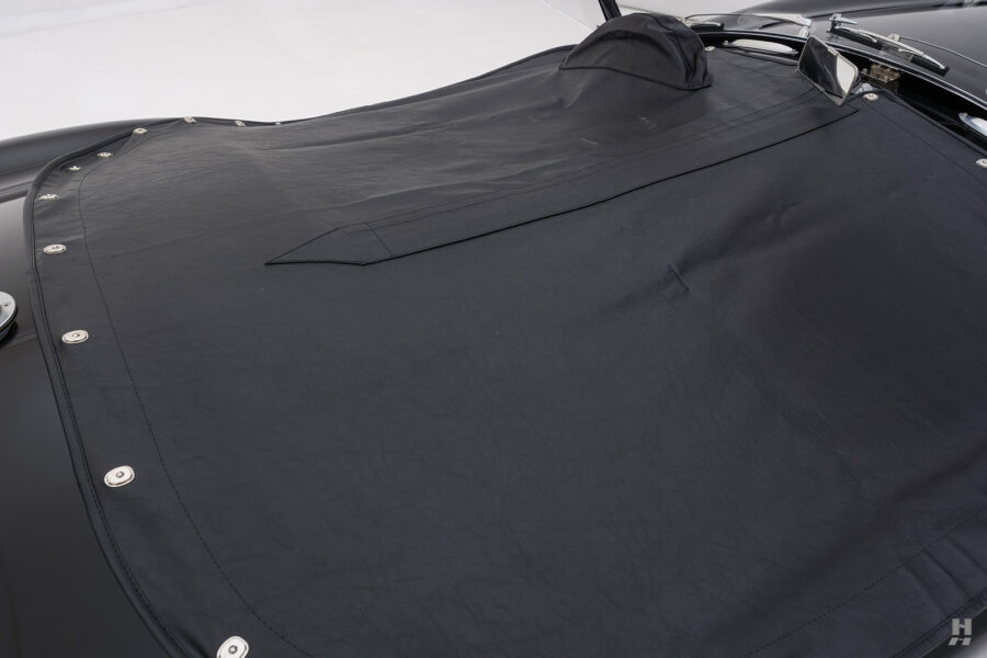 convertible top for shelby cobra car for sale at Hyman