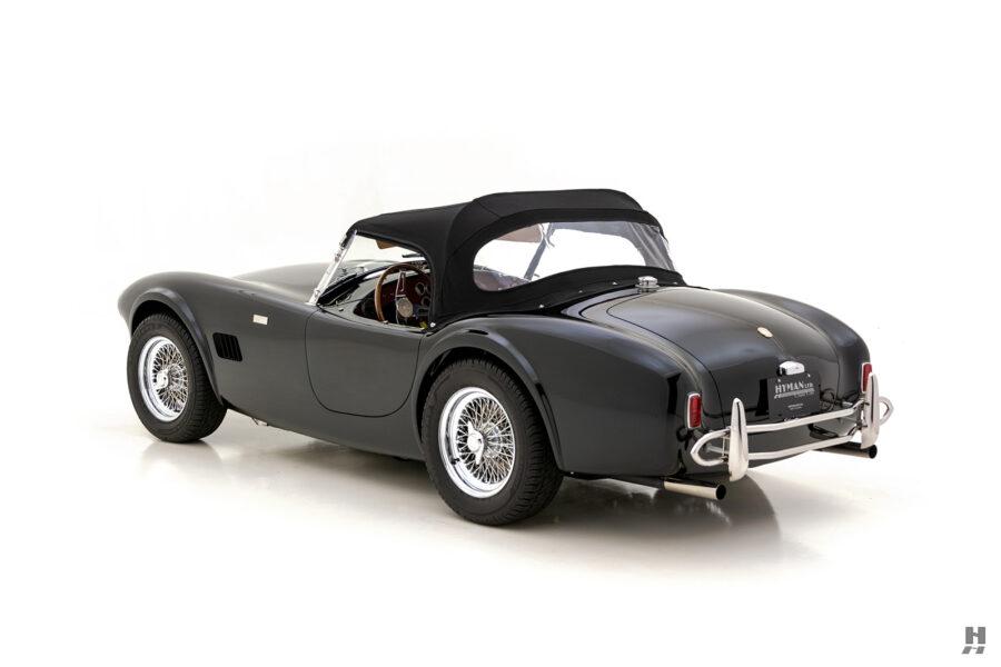 back of vintage 1962 shelby cobra car for sale online