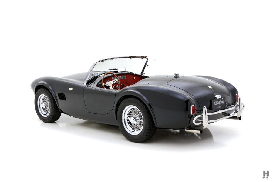 side view of classic 1962 shelby cobra for sale online