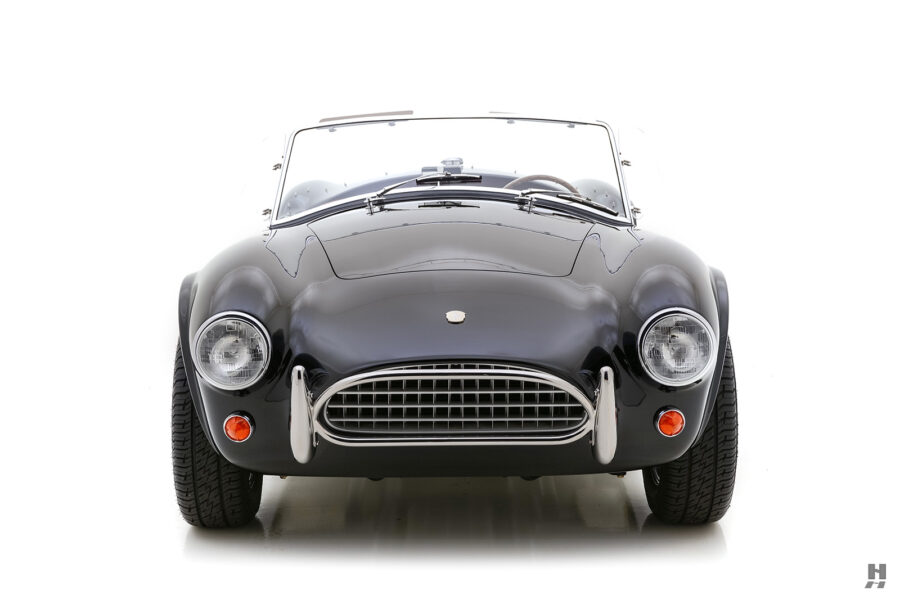 front of 1962 shelby cobra for sale online at Hyman