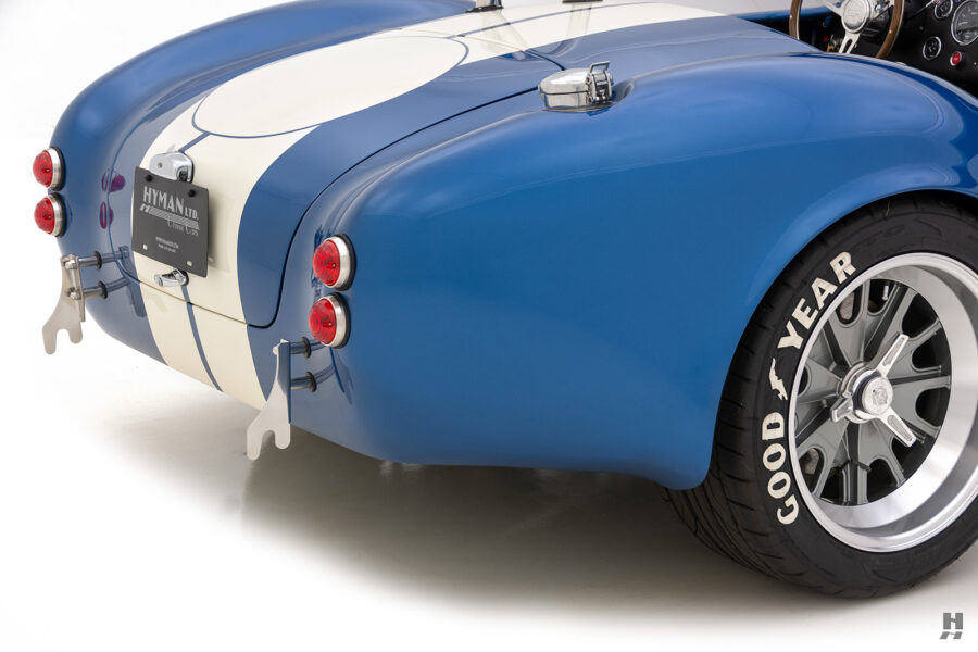 back of restored 1965 backdraft cobra - find more classic cars at hyman dealers