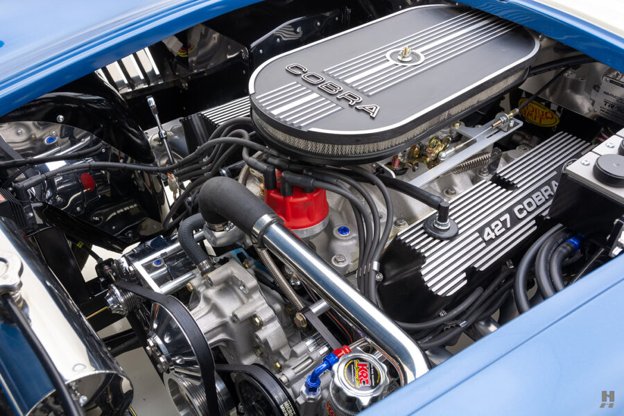 front trunk on rare backdraft cobra for sale at hyman classic cars