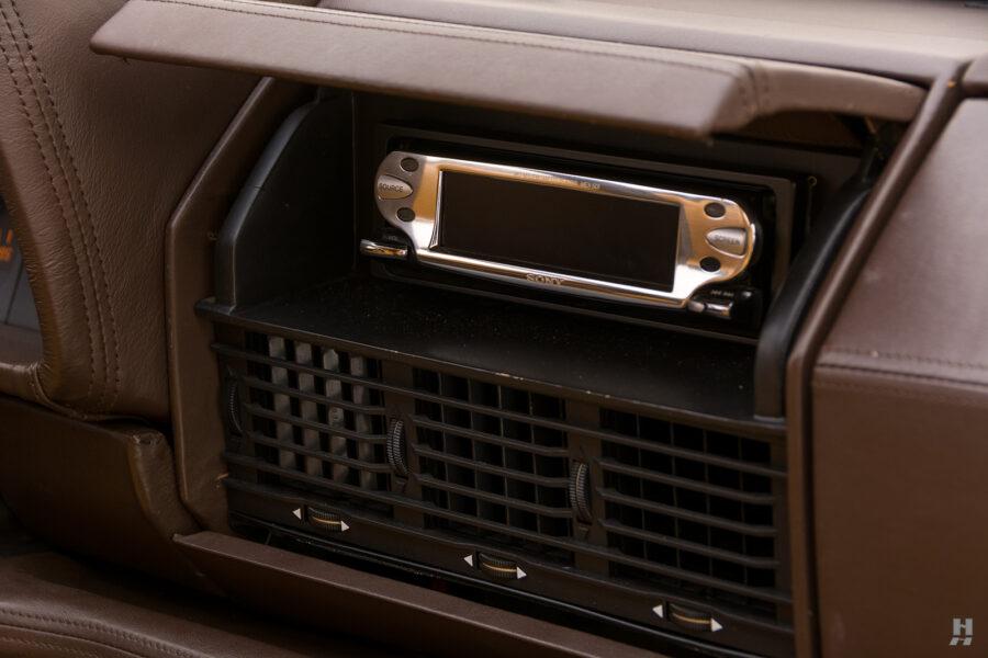 radio on classic 1990 ferrari testarossa for sale - find more historic cars at hyman