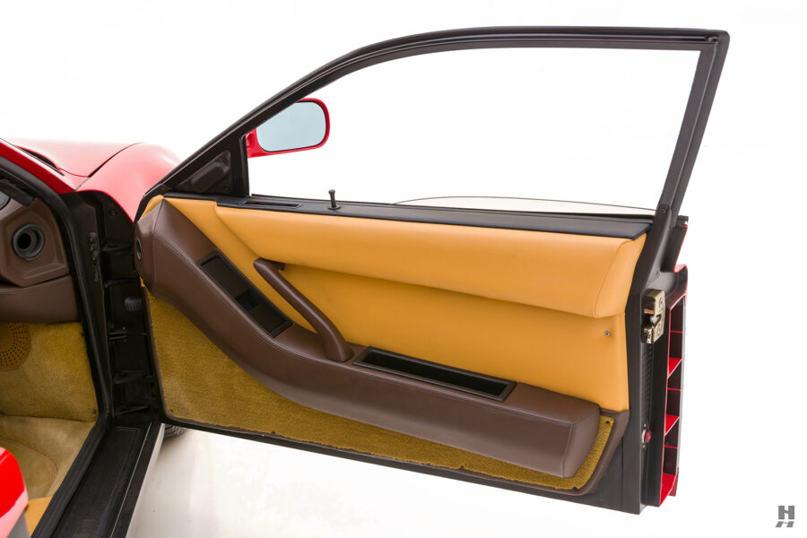 passenger's side of classic 1990 ferrari for sale - find more historic cars at hyman