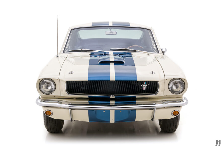 front of classic 1965 shelby car for sale at Hyman